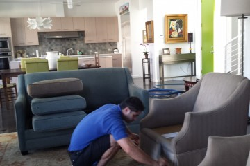 Upholstery Cleaning Property 2